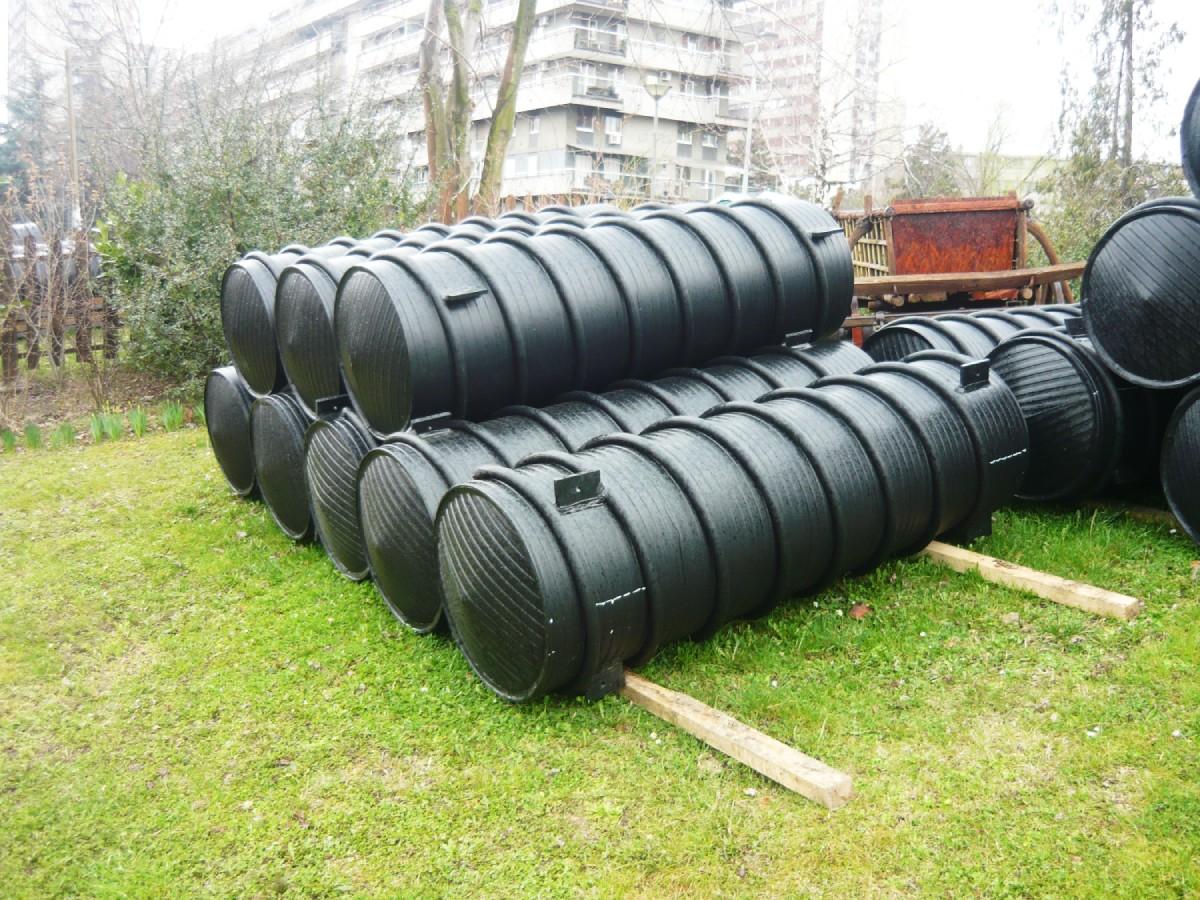 cevi za plastične pontone